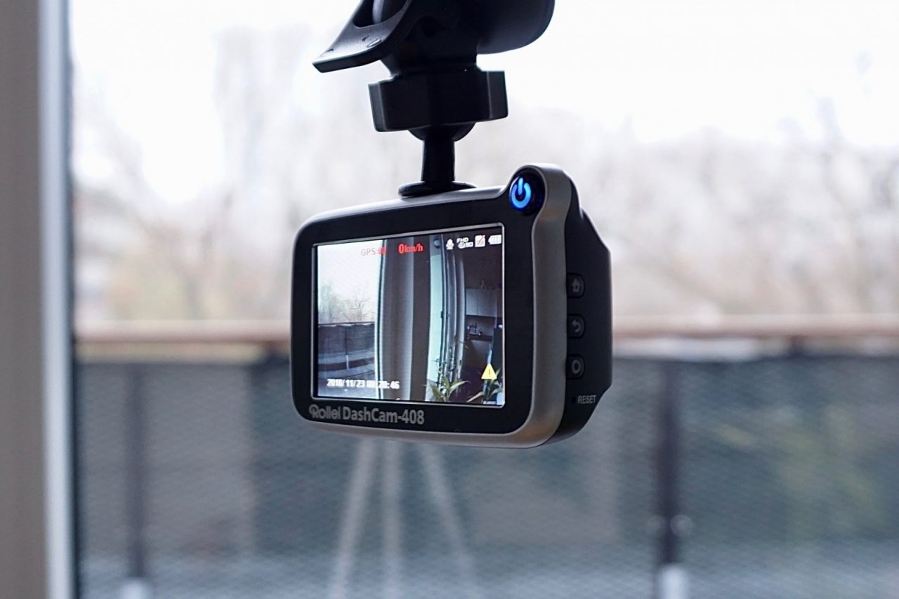 rollei-dashcam-408-display
