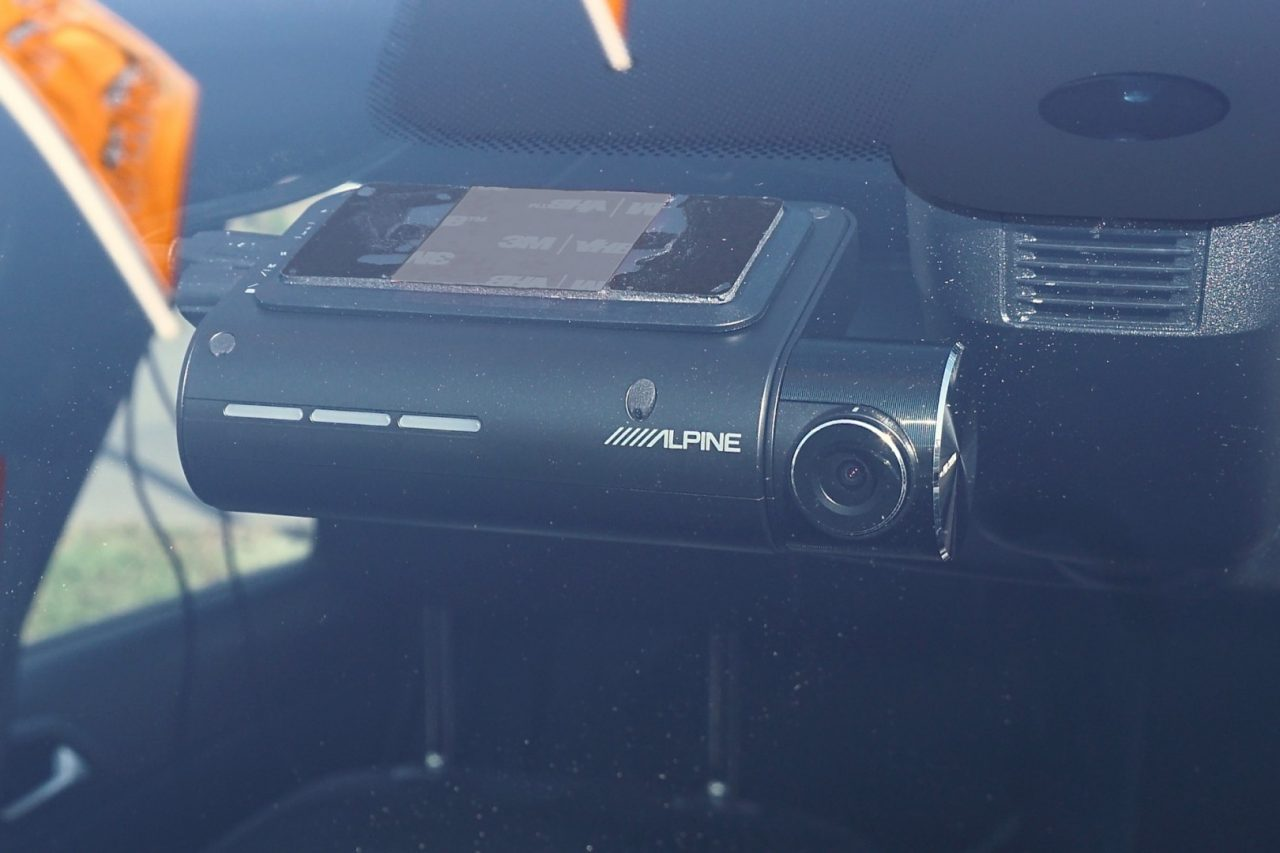 Alpine-DVR-F800PRO