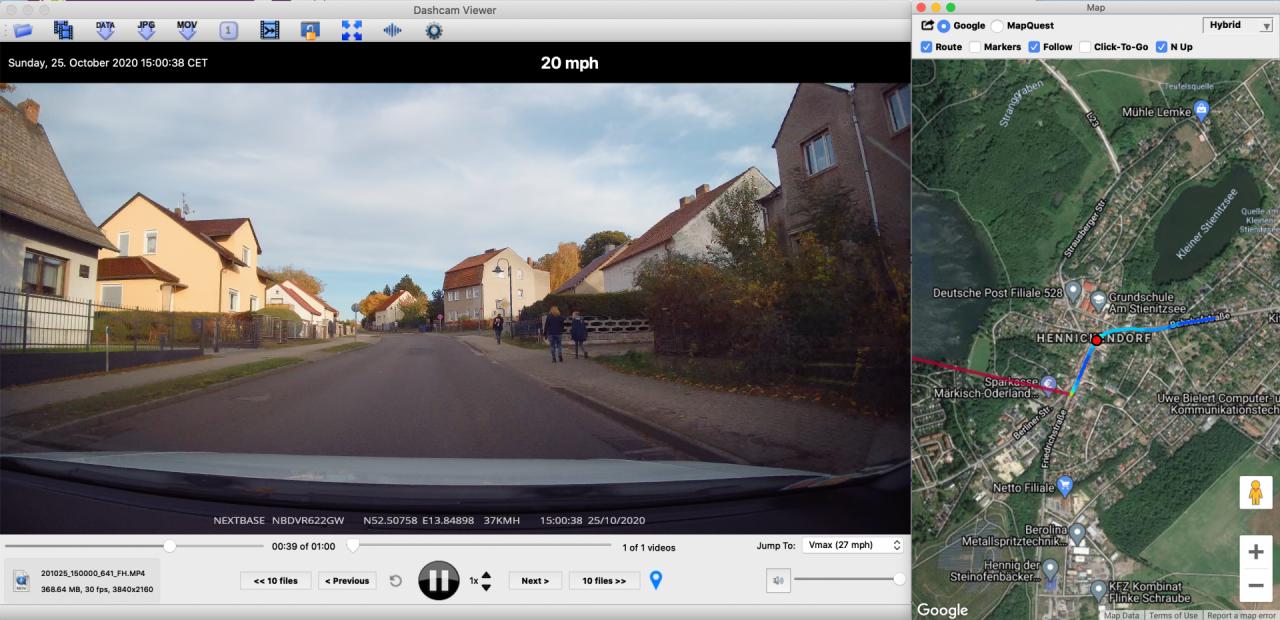 dashcam-viewer